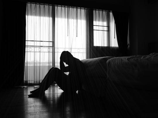 Stock Suicide death depression