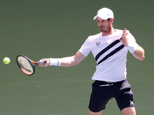 Tennis-Andy Murray