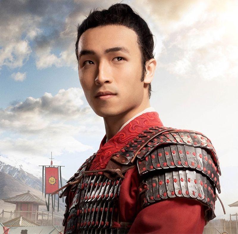 Yoson An in Mulan