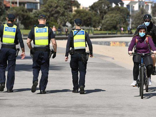 Australia patrol Melbourne