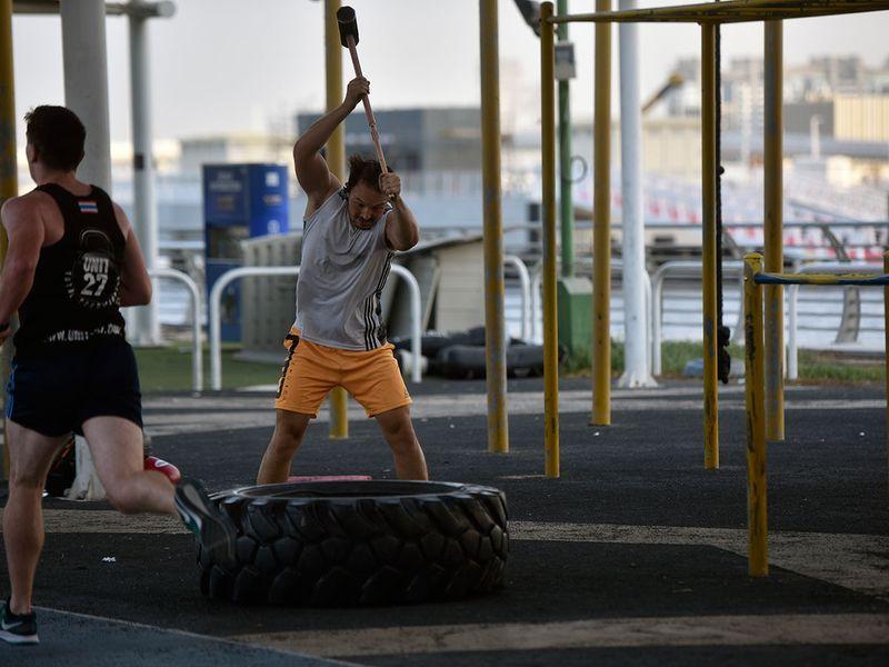 Dubai gyms