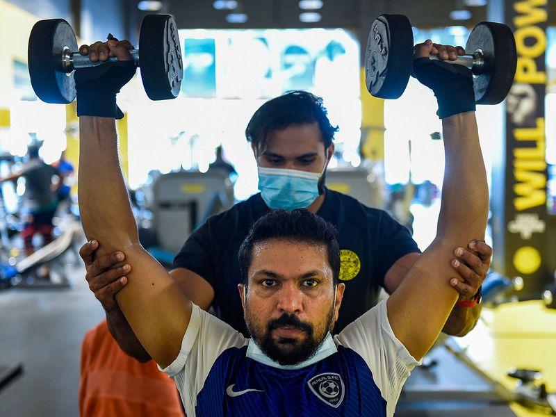 Gym in Sharjah