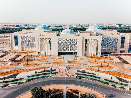 Sharjah Research Technology and Innovation Park (SRTIP)