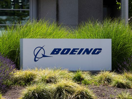 Stock Boeing airlines