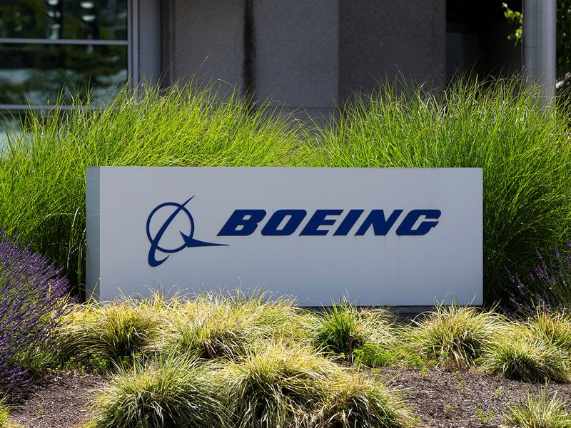 Boeing books its first profit since the pandemic on the back of 737 MAX deliveries