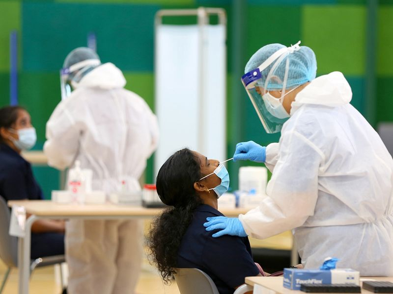 COVID-19: UAE reports 3,072 new coronavirus cases, 10 deaths
