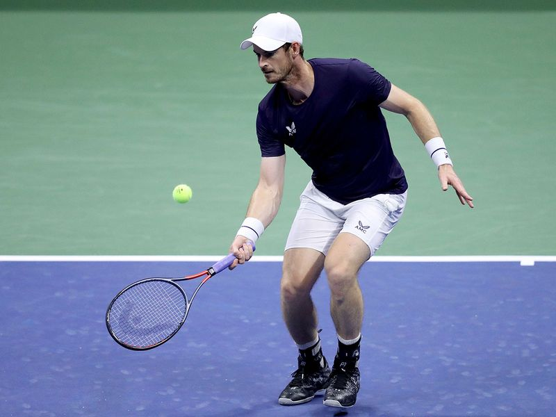 Andy Murray lost out in New York
