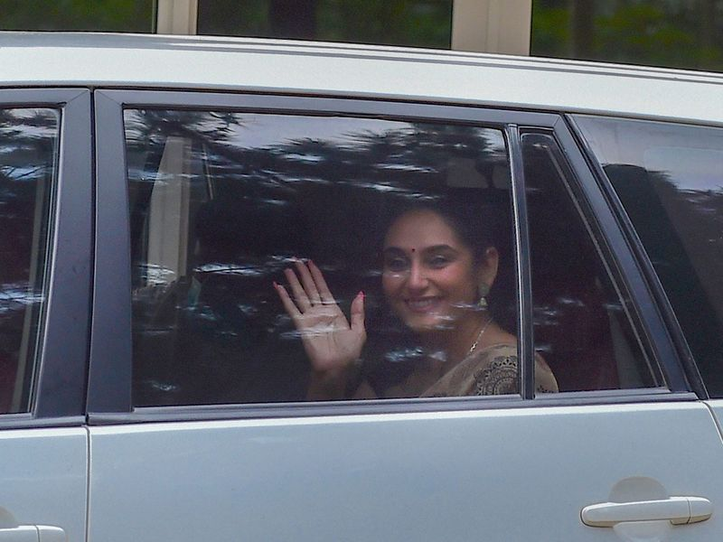 Kannada actress Ragini Dwivedi
