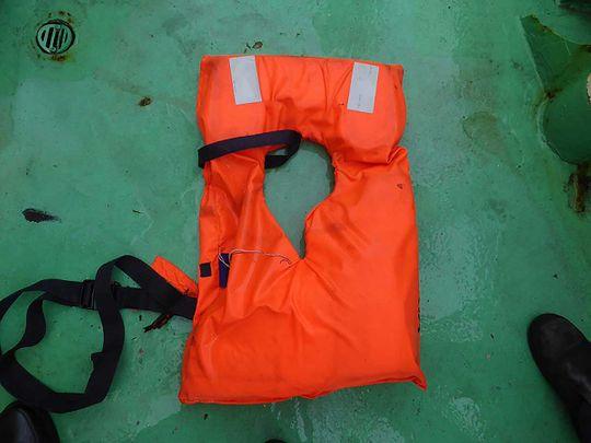 Typhoon jacket