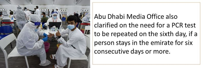 Abu Dhabi Media Office clarification