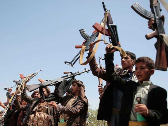 Al Houthis Yemen_2