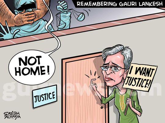 Satish Acharya Cartoon September 05