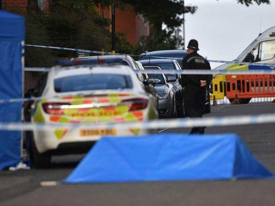 Britain stabbing