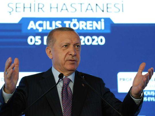 Erdogan Turkey Greece