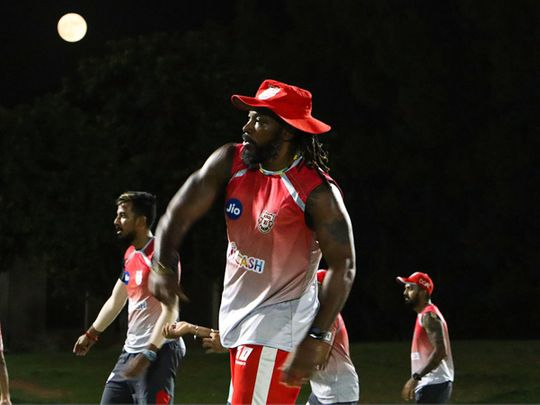IPL veteran Chris Gayle is still learning at Kings XI Punjab