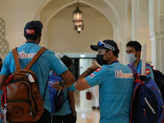 Ricky Ponting and his Delhi Capitals have been preparing for IPL 13 in the UAE.