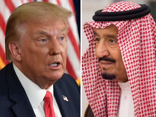 20200907 top news trump and king salman