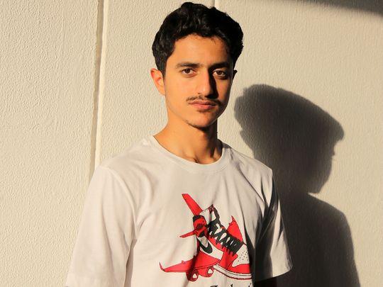 Al Ain's Rayan Yaslam
