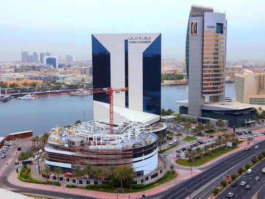 Over 16,000 new companies joined Dubai Chamber in 2020