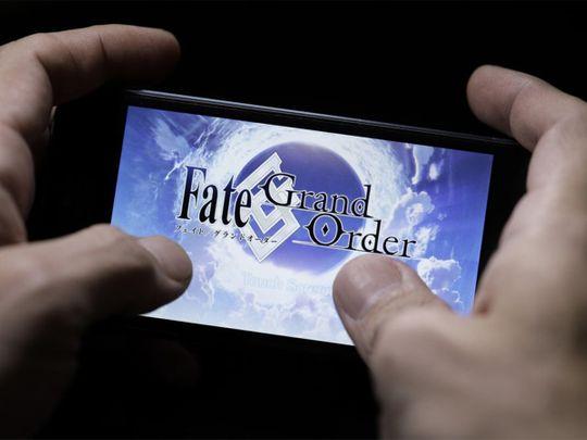 Fate/Grand Order mobile game