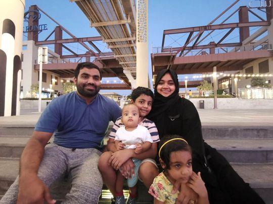 NAT crash victims Sahira Banu and Azam Muhammed-1599496845616