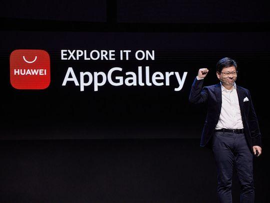 Richard Yu Huawei AppGallery 1200x900