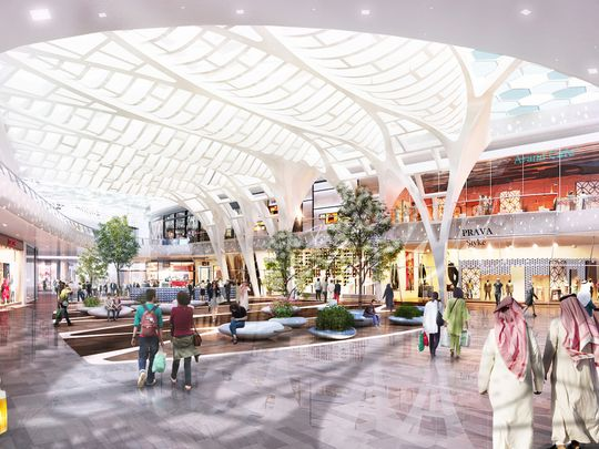 Silicon Central will also include a 9,000 sqm hypermarket and a 7,800 sqm department store, alongside a 35,500 sqm array of retail shops and services that will offer a broad mix of brands tailored to ensure shoppers' complete satisfaction.
