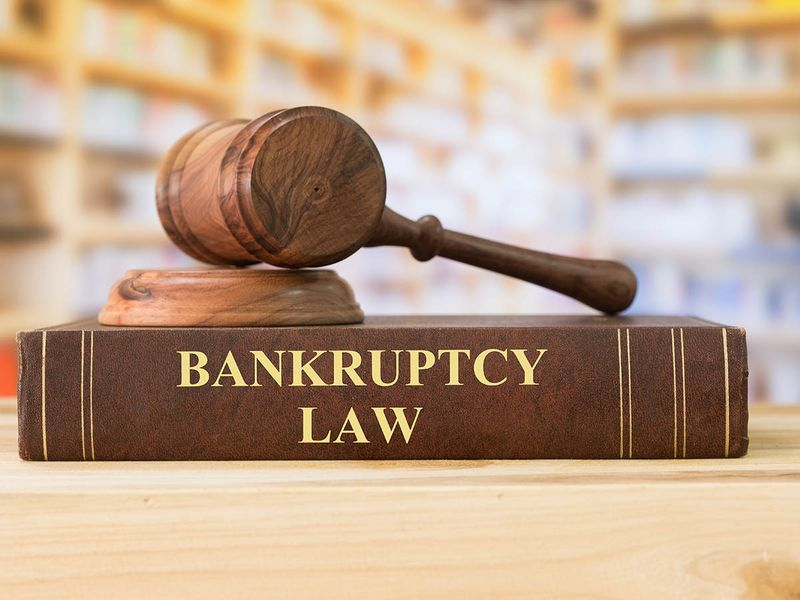 Stock Bankruptcy law