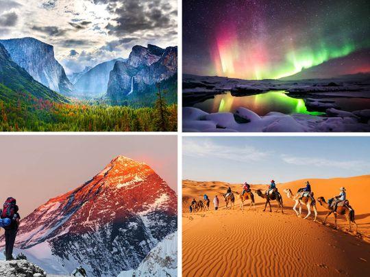 Ten picturesque natural wonders around the world
