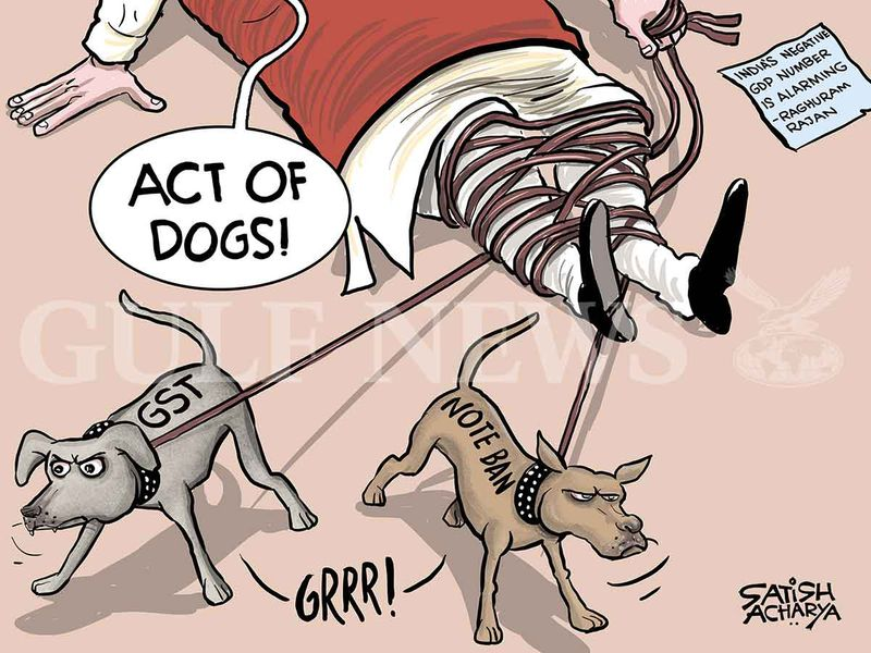 20200908 Cartoon from Satish Acharya
