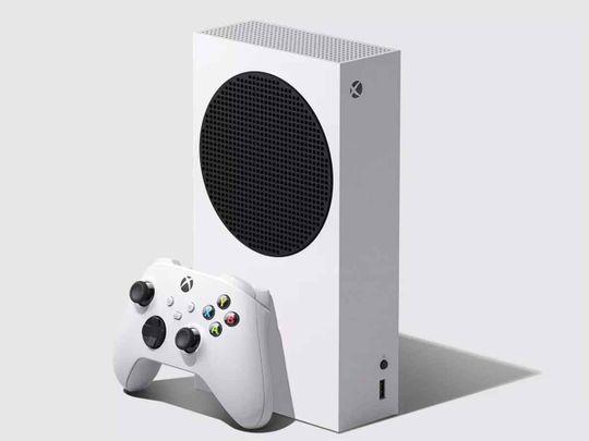 Xbox Series S de Microsoft