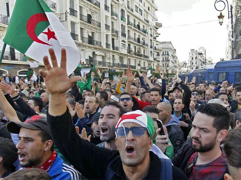 OPN 200908 ALGERIA