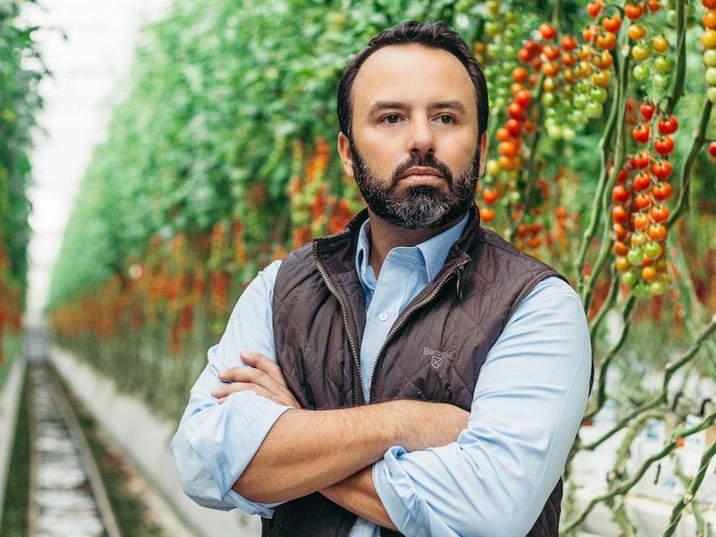 Sky Kurtz, CEO of Pure Harvest