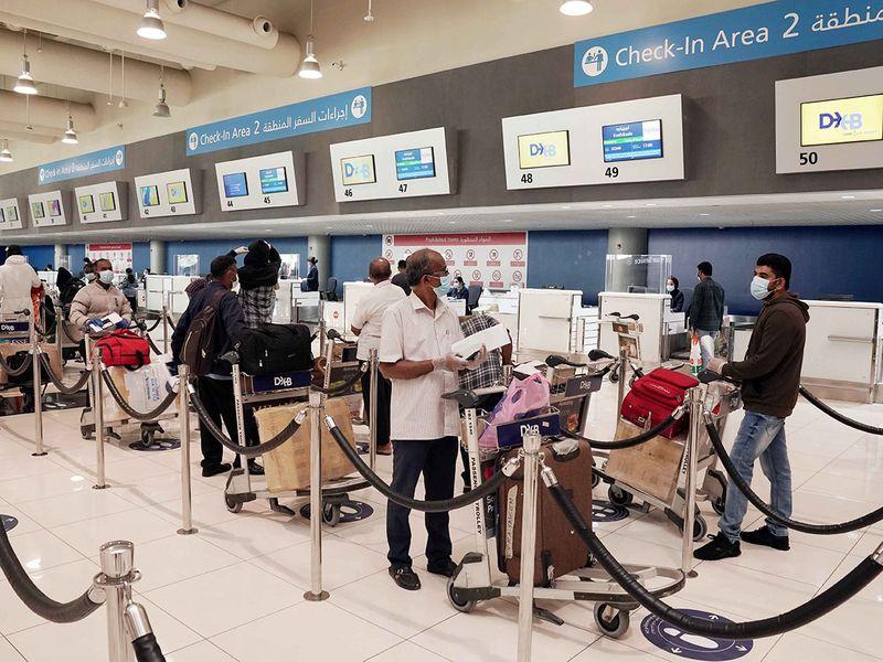 Latest update on flights to the UAE from India, Pakistan, Bangladesh and Sri Lanka