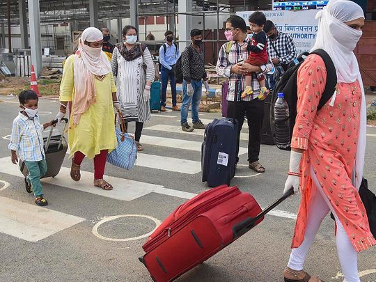 Passengers from India to Dubai stopped again as COVID-19 test result from 3 more labs rejected