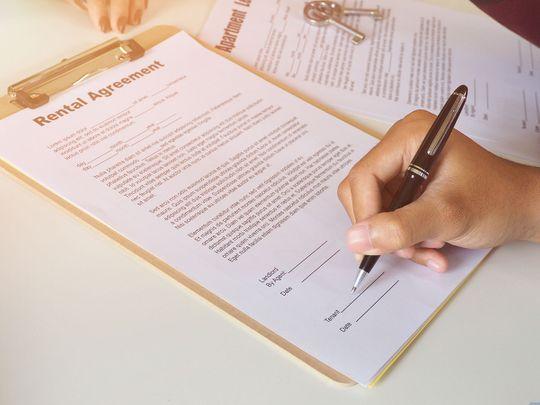 Stock Rental contract
