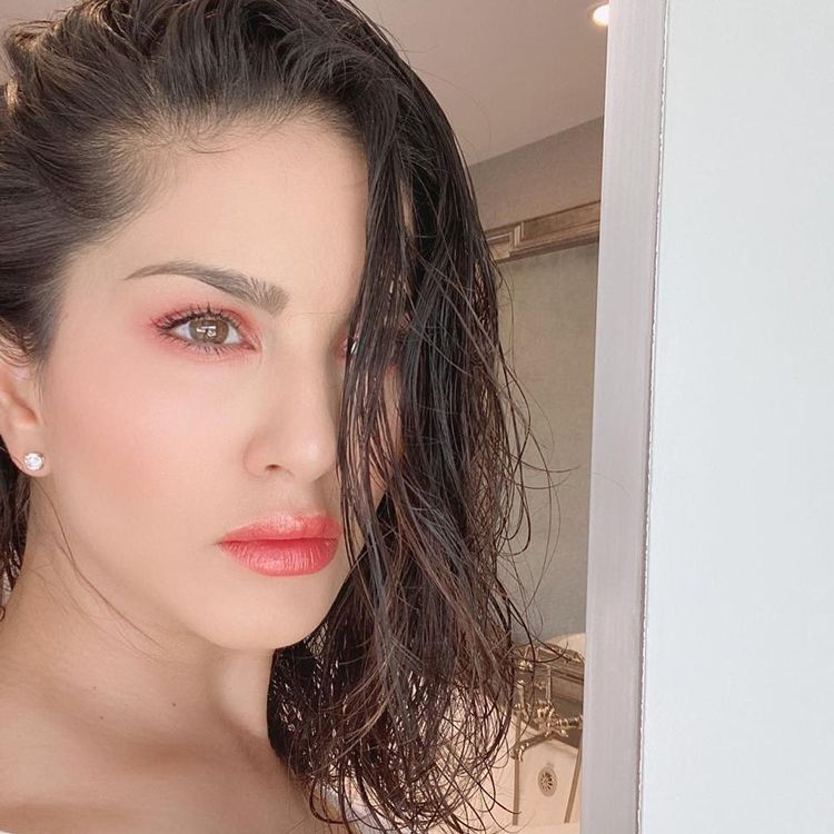 Sunny Leone in Los Angeles