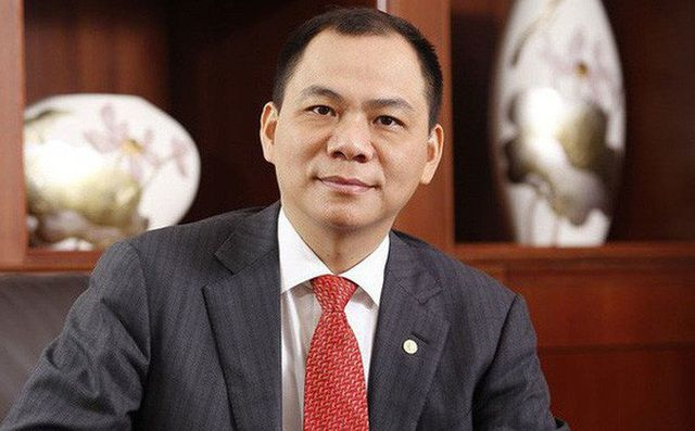 Hanoi-based billionaire Pham Nhat Vuong