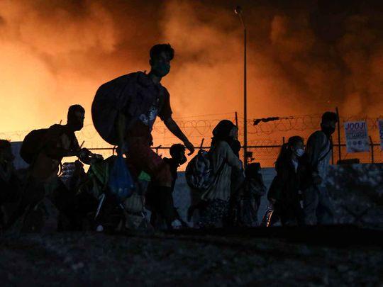 20200909 migrant refugee camp