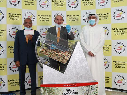 Dubai Duty Free (DDF) Millennium Millionaire Draw