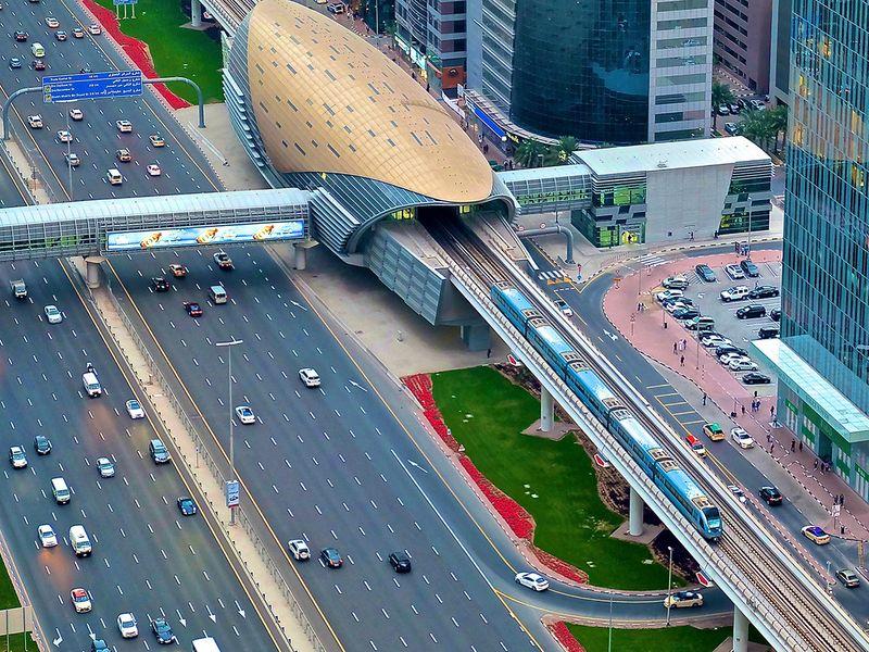 Dubai Metro - 1-1599639245164