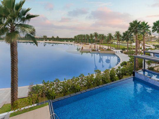 Tilal Al Ghaf in Dubailand Lagoon
