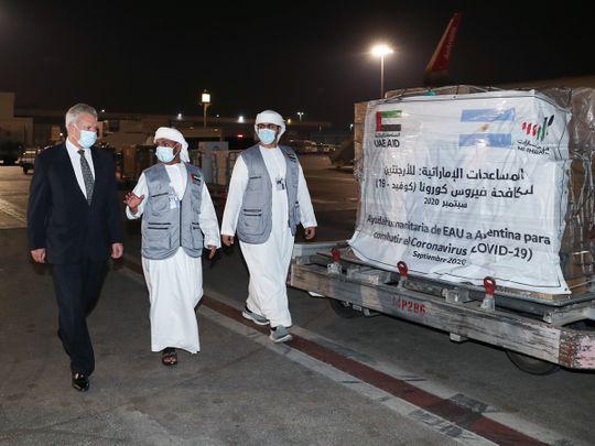200910 UAE Aid