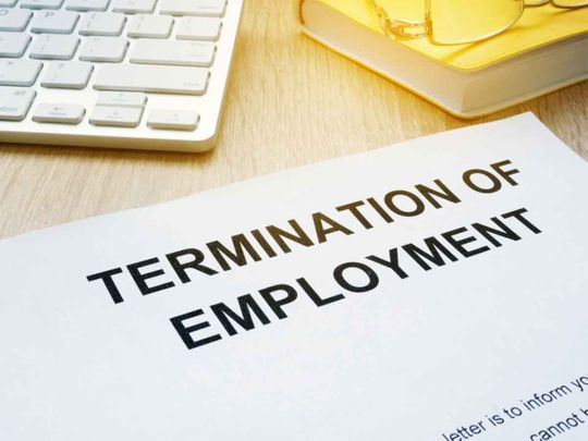 20200910 termination of employment