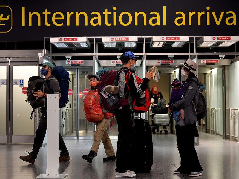 Passengers on international flights should go through systematic testing, says IATA