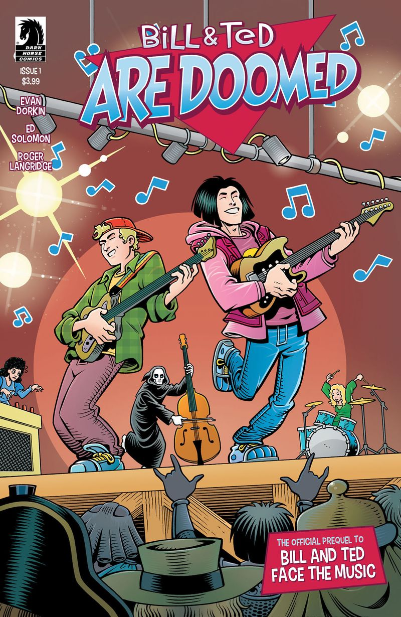 Bill and Ted comic book