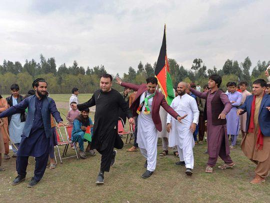 Afghan youth talks