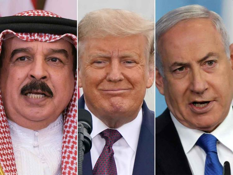 Bahrain King reaffirms stance on Palestinian cause Bahrain-to-normalize-ties-with-Israel--AP-AFP_1747e56ed6a_large