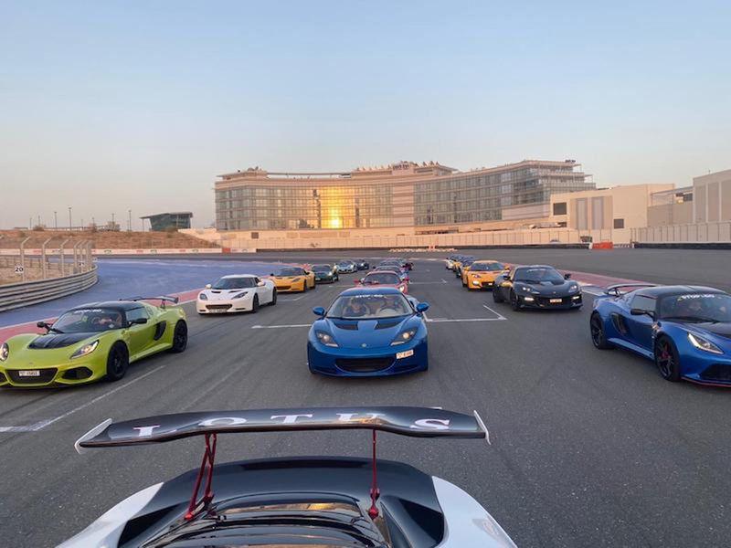 Lotus, Dubai