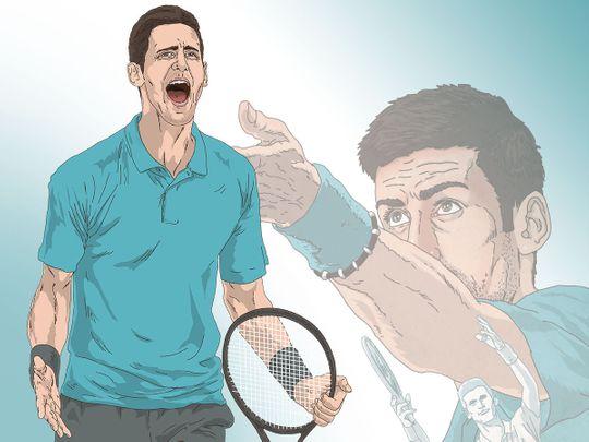 Time For A Fresh Djokovic Look Op Eds Gulf News
